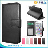 PU Leather Wallet Phone Case for Alcatel One Touch Pop 2 4.5 5042X