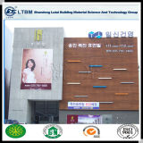 Exterior Wall Decoration Cladding Colorful Fiber Cement Board