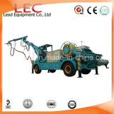Lsc-3016 30m3/H Tunnel Application Automatic Concrete Spray Robotic Arm Shotcrete System
