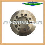 Steel Machine Parts China Machine Part-Stainless Steel Precision Good Finish CNC Central