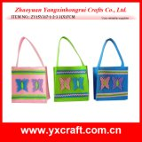 Easter Decoration (ZY15Y317-1-2-3) Easter Handbag Felt Bag Easter Drawstring Bag Easter Bunny Gift Item