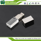 Promotional Gifts Crystal USB Flash Drive with Free Logo