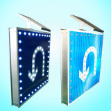 Aluminum LED Traffic Safety Sign /Traffic Warning Sign