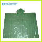 Clear Disposable Cheap PE Rain Poncho