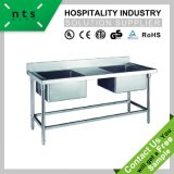 2 Washing Tank European Style Sink