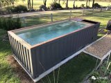 Best Price Factory Sale Backyard Shipping Container Swimming Pool For Sale