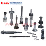Custom Machining Stainless Steel Spur Gear Shaft