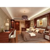 New Chinese Style Wooden Bedroom Furniture Sets