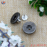 Metal Jean Buttons New Fashion Screw Jean Buttons Hot Selling Hq Brass or Zinc Alloy