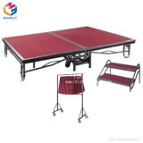 Steel Foldable Dance Stage for Outdoor Wedding Banquet Party Hotel