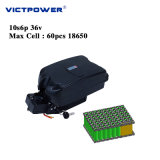 36V 20ah Li-ion Battery 10s6p 720wh Electric Bicycle Battery Pack