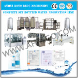 Complete set bottled water/bottled juice production plant
