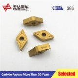 CNC Tungsten Carbide Inserts From Lihua Factory