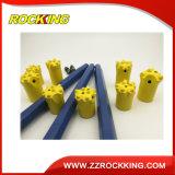 Hex22 7 Degree Taper Drill Rod
