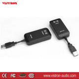 Wireless 2.4G RF Audio Transmitter Receiver Stereo HiFi Audio Dongle Adapter