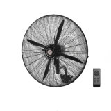 4 Aluminum Blades 19 Speeds Electric Fan Industrial Wall Fan for Remote with CB Certification