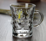Hot Selling 270ml Cheap Glass Clear Mug for Coffee (new style)