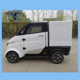 New Powerful Electric Vehicle for Fast Food Delivery with EEC