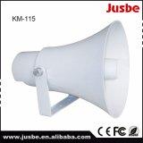 Km-115 Outdoor PA Speaker Aluminum Alloy Waterproof Horn Loudspeakers
