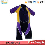 Kids Women Neoprene Diving Equipment Surfing Wet Sports Wear Swim Suit