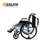 China Aluminium Alloy Light Weight Non Electric Foldable Manual Wheelchair