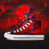 Greenshoe 2019 Latest Men Injection Canvas Shoes, Mens Plain Canvas Fashion Shoes Casual, Canvas Print Shoes Sneakers