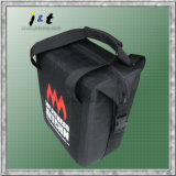 Wholesale Chinese Manufacturer Best-Selling Promotional Custom Make Thermal Insulated Leak-Proof Food Meal Cooler Organizer Pizza Delivery Tote Bag
