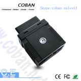 Obdii GPS Tracking Device Tk306 OBD2 GPS Car Tracker with Diagnostic Functions