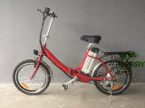 Easy Riding and Good Quality 20inch Electric Pocket Bike