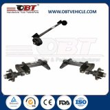 Torsion Axles for Different Kinds of Trailers Trucks