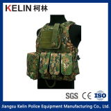 High Quality Amphibious Digital Woodland Camo Tactical Vest