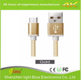 Micro Metal Hose Braided USB Cable