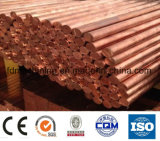C10100 Copper Round (flat) Bar for Industrial Use