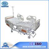 Bae502 Multifunctional 4 Linak Motors Electric ICU Hospital Bed with X-ray Transmitting