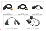 13pin to 7pin Electrical Trailer Power Cable Rvv Cable