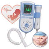 Fetal Monitor/ Heartbeat Baby Monitor /Pocket Fetal Doppler with Cheap Price