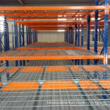Heavy Duty Warehouse Storage Pallet Rack with Wire Mesh Decking