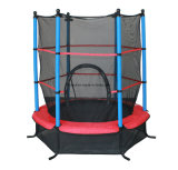 New 54inch Kids Indoor Bungee Trampoline with Safety Net
