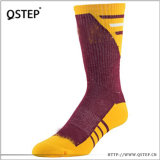 Wholesale China Factory Good Quality Breathable Sporty Comfy Basketball Cotton Sports Socks