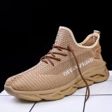 Factory High Quality Young Man Adult Sock-Like Yeezy Design Brand Shockproof Sole Athletic Running Sports Sneaker Shoes