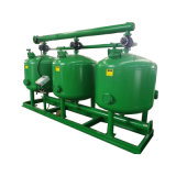 Automatic Backwash Sand Filter Strainer for Pump Irrigation