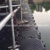 Modular HDPE Strong UV Resistant Floating Dock Blocks
