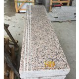 Beautiful/Cheap Chinese Red Granite Tiles and Granite Stairs for Interior and Outdoor Decor