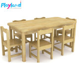 Kids Cheap School Furniture of Children Tables with Good Quality