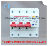 High Quality Dz47-125 3p +N Residual Current Circuit Breaker
