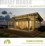 Prefabricated Timber Frame House Dy-F-010