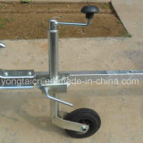 Caravan and Boat Trailer Solid Jockey Wheel 1000 Lbs.
