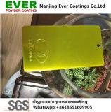 Electrostaic Spray Golden Color Powder Coating Paint