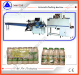 Collective Milk Bottles Shrink Wrapping Machine