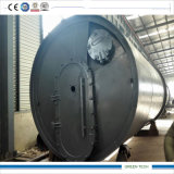 8 Ton Pyrolysis Line for Plastic to Oil Refining